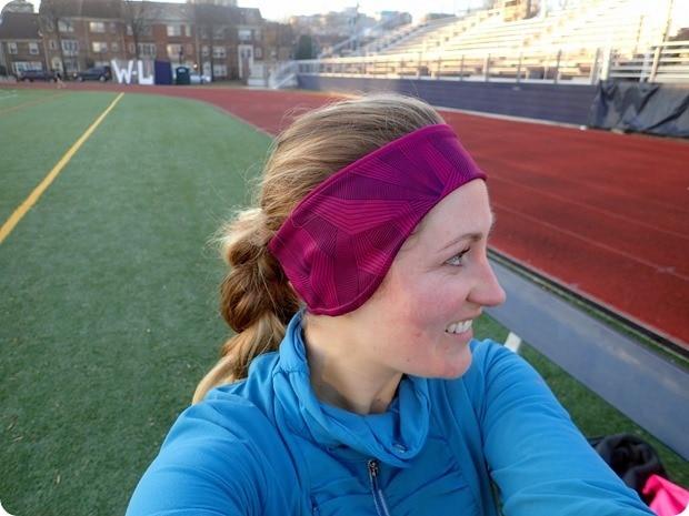 brooks greenlight headband review