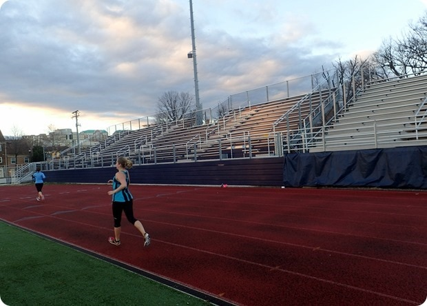 800s at the track