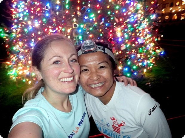running the DC christmas trees
