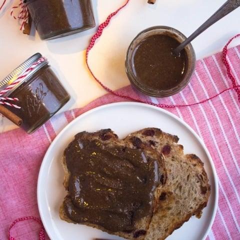 Gingerbread Pecan Butter