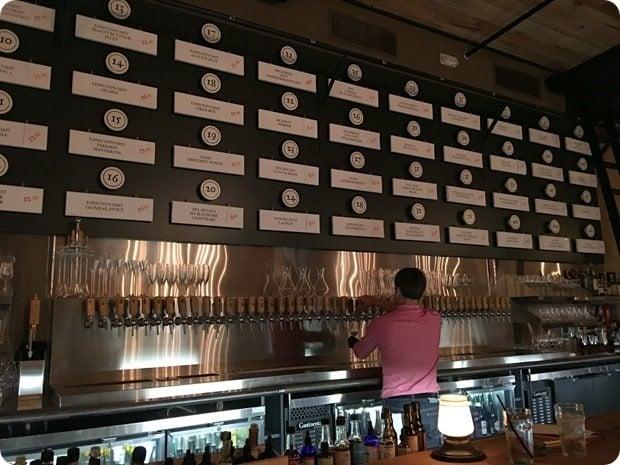 edmund's oast charleston beer