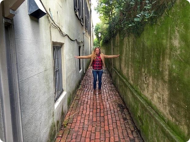 charleston stolls alley