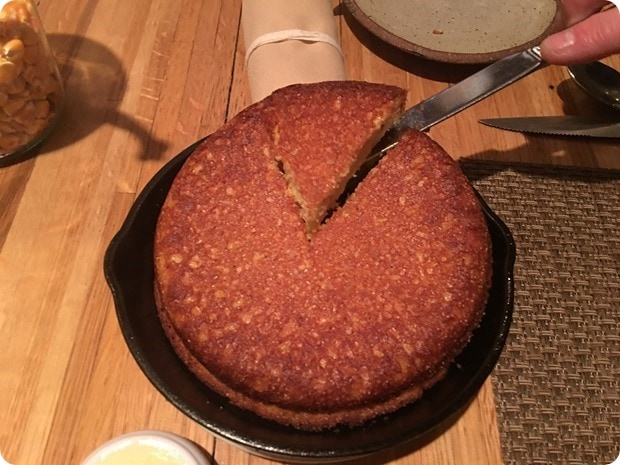 husk charleston cornbread