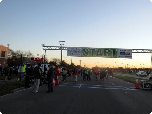 charleston half marathon start