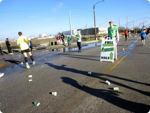 charleston marathon split
