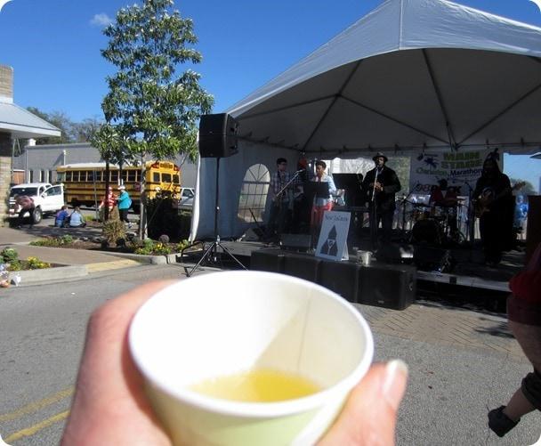 charleston marathon mimosas