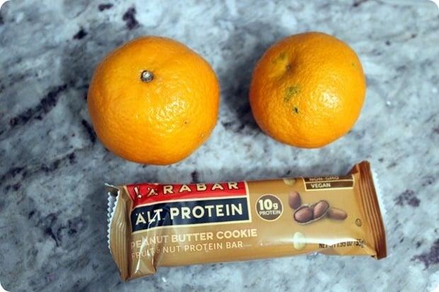 healthy portable snacks
