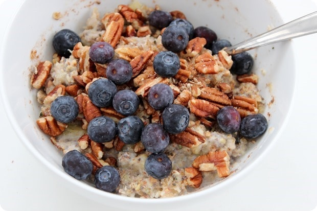 how to microwave oatmeal