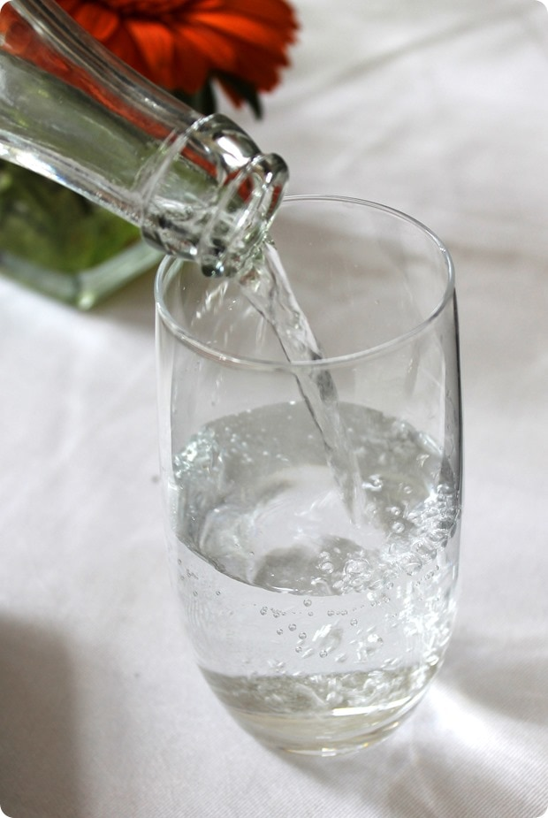 why you should drink my water