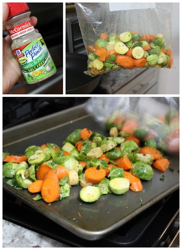 how to make delicious roasted veggies