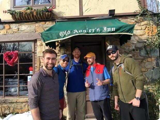 old anglers inn