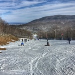 Weekend: Skiing at Whitetail and Super Bowl fun
