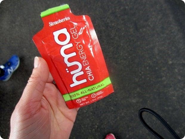 strawberry huma gel