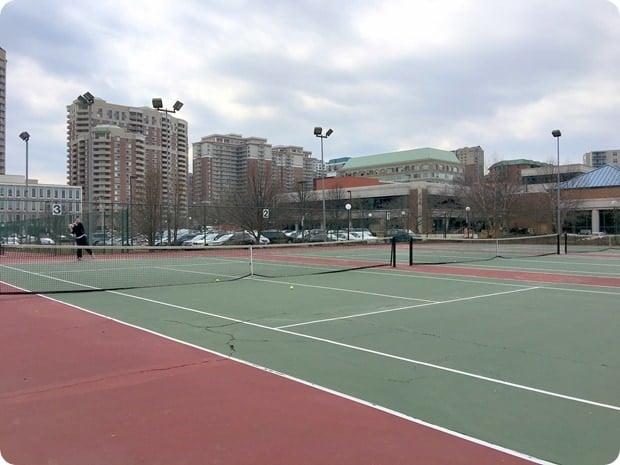 arlington va tennis