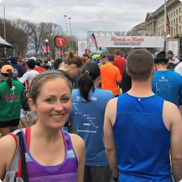 dc rock n roll marathon start