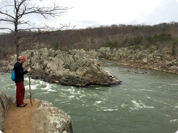 great falls va hiking