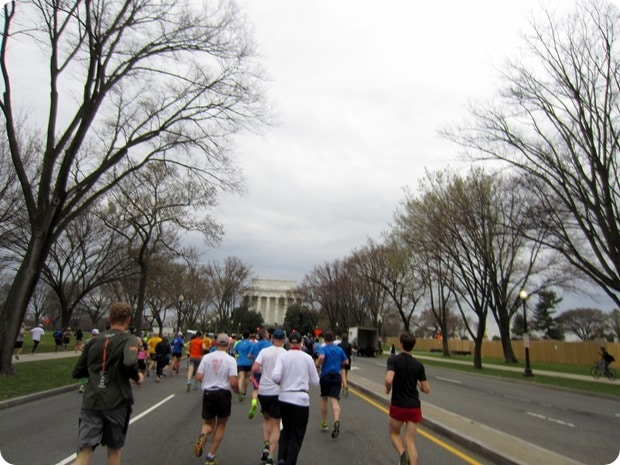 dc rock n roll half marathon course