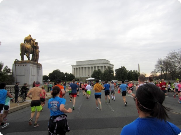 rock n roll dc marathon course