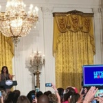 White House Let's Move! Event Recap