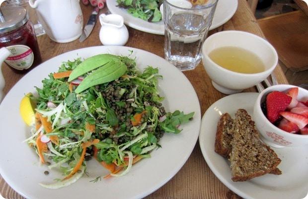 le pain quotidien lentil salad