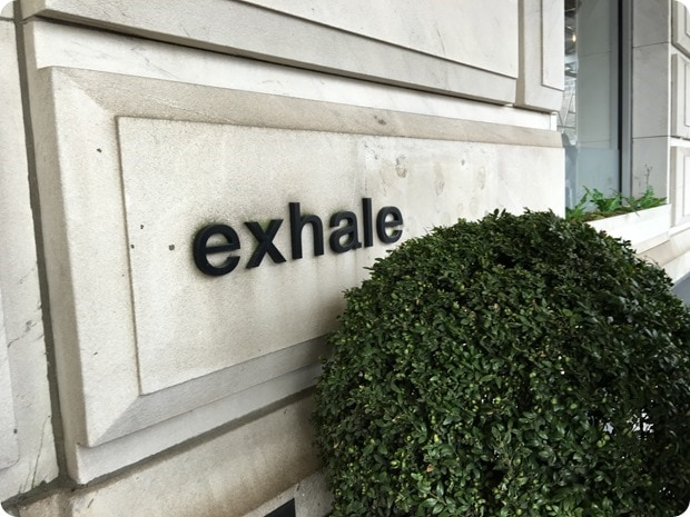 exhale nyc