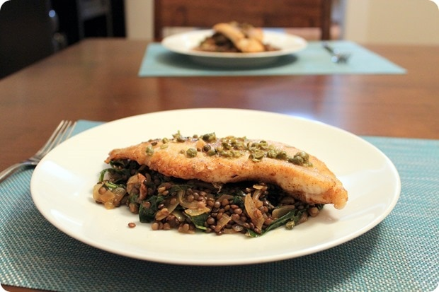 blue apron catfish recipe