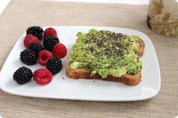 avocado toast easy