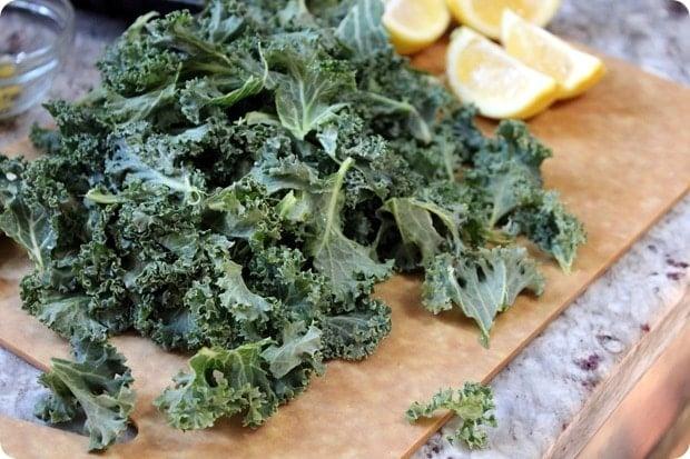 easy sauteed kale recipe