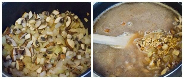 how to make savory steel cut oatmeal