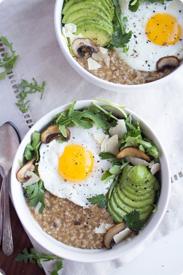 savory oatmeal recipe 2