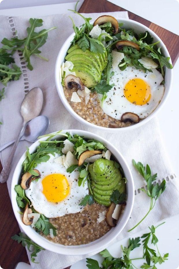 savory oatmeal recipe 6