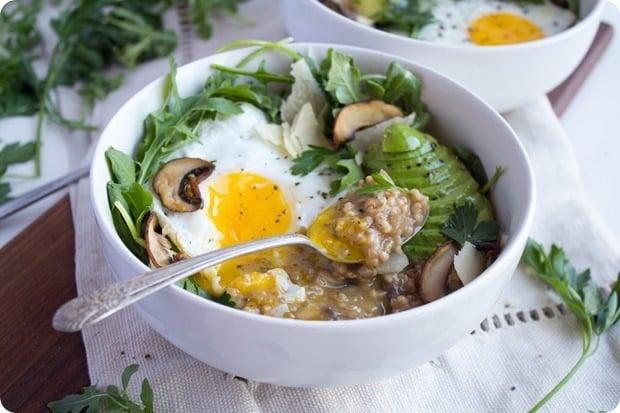 savory oatmeal recipe 9