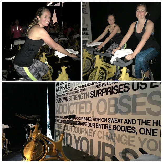 soulcycle pop up dc