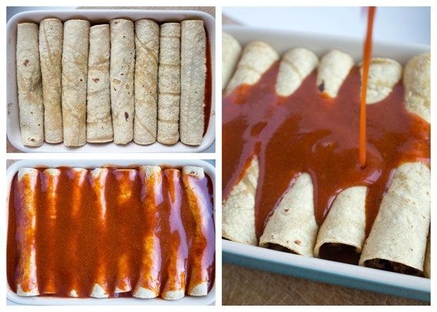 vegan enchiladas recipe