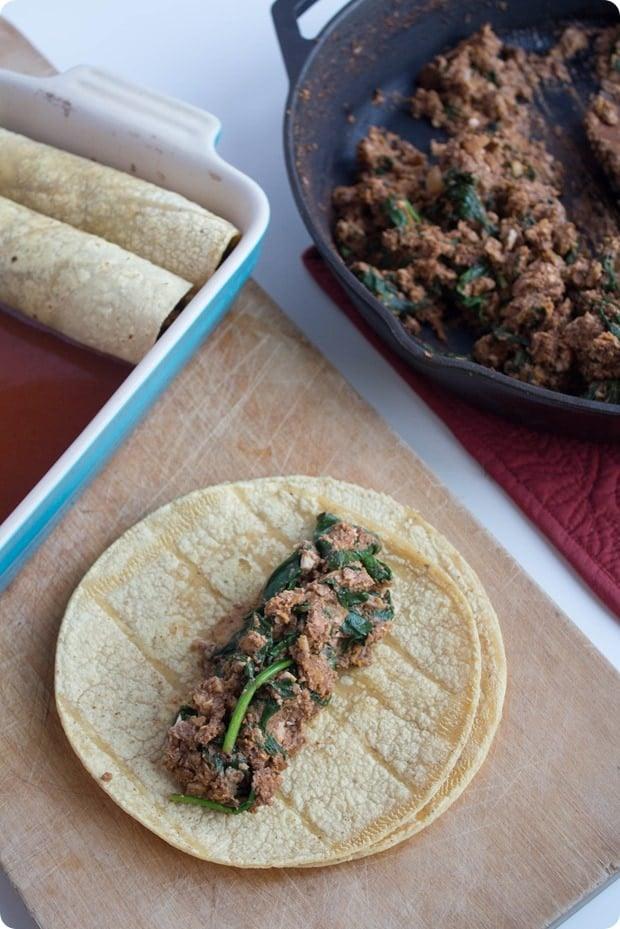 walnut enchiladas step 8