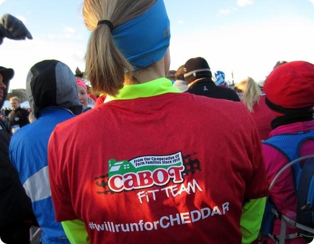will run for cheddar