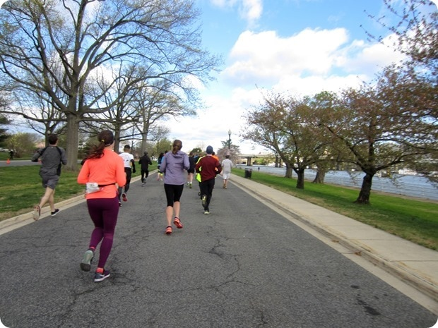 hains point racing when windy