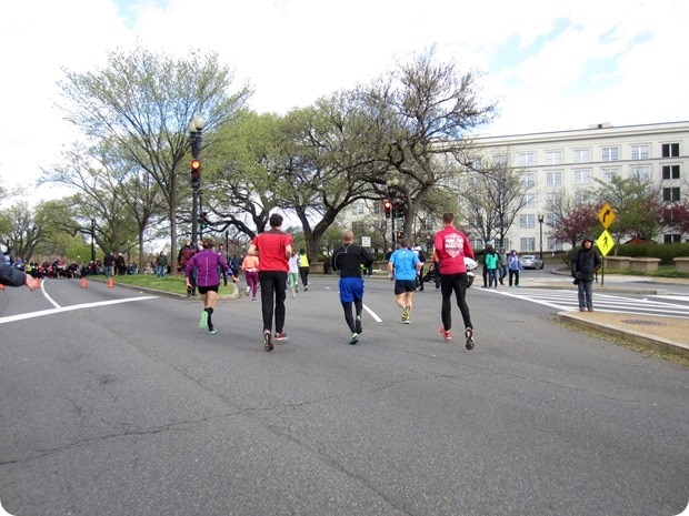 cherry blossom 10 miler after hains point
