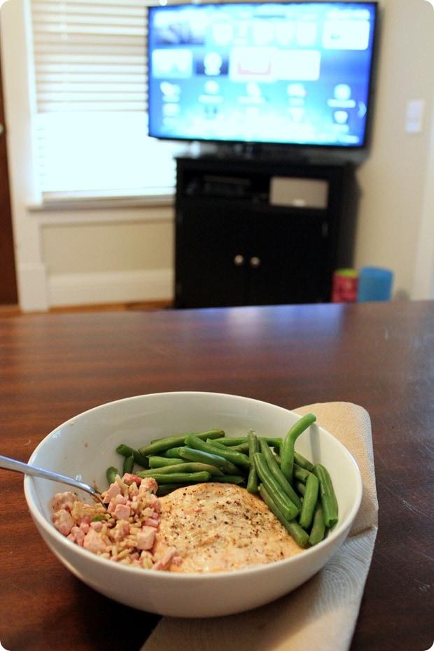 easy healthy weeknight dinner