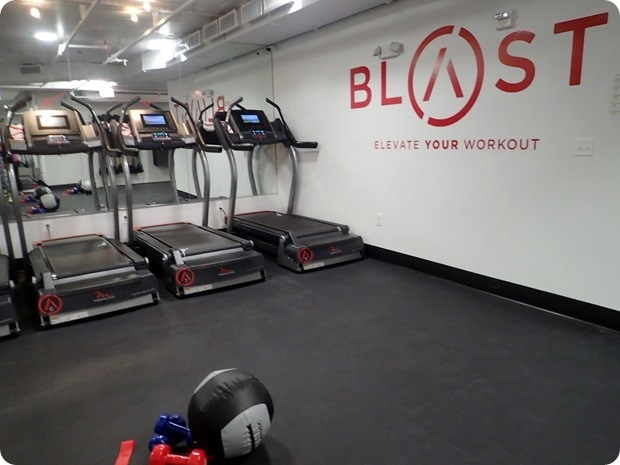 blast DC workout