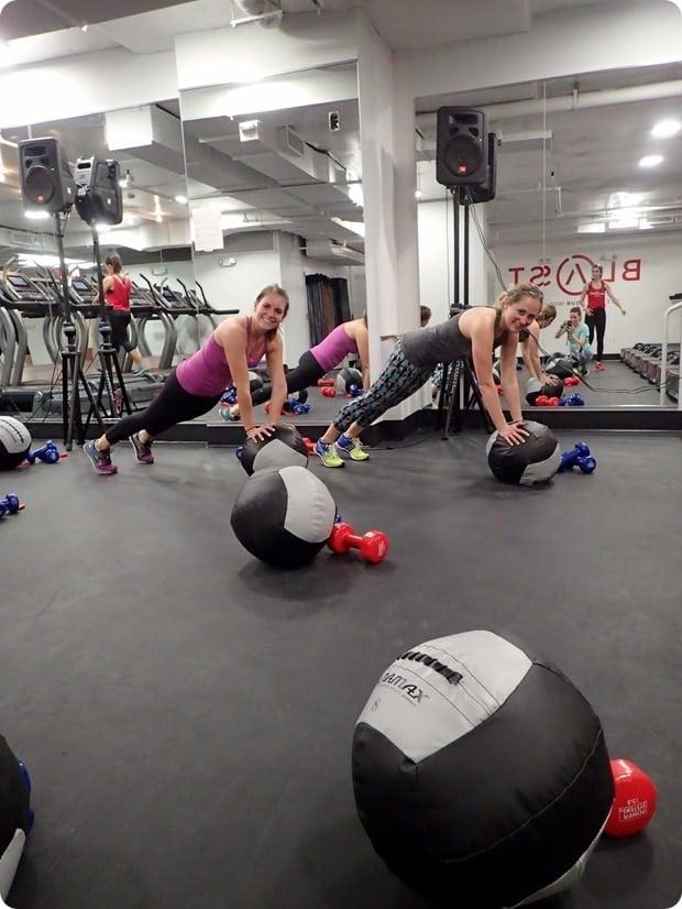 blast dc fitness studio