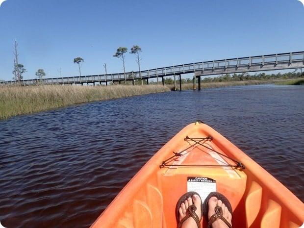 big lagoon state park kayak
