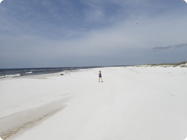 gulf islands national seashore running