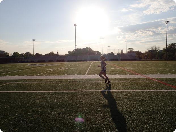 track workout washington lee high school