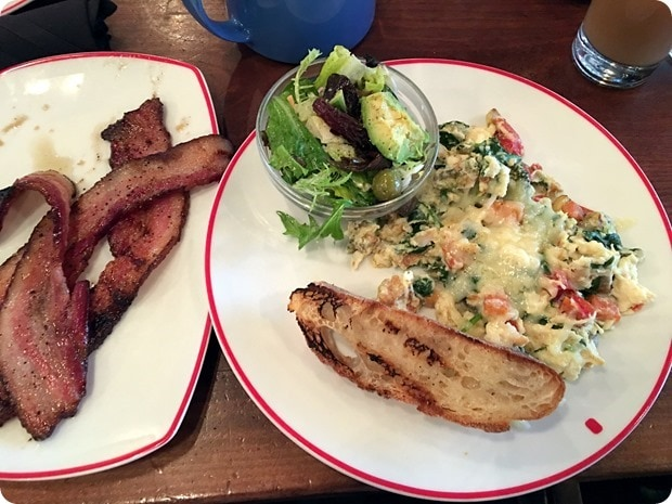 brunch at founding farmers