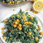 Vegan Kale Caesar Salad Recipe