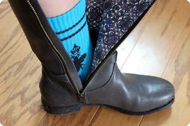 bombas calf socks