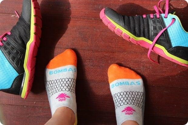 bombas socks workout