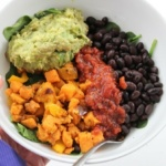 Sweet Potato and Black Bean Power Bowl