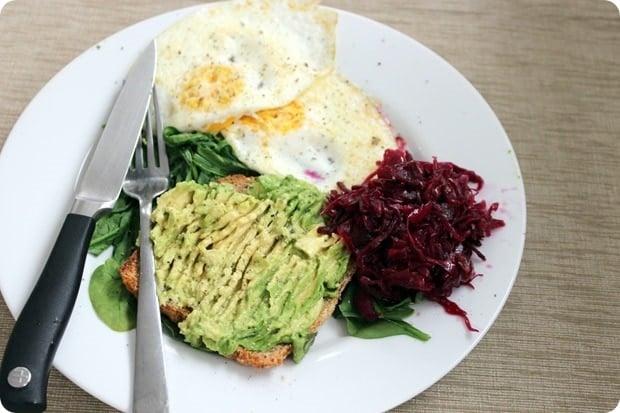 hormone balancing breakfast